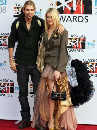 David Garrett at the Classical Brits 2008