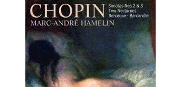 Marc-André Hamelin: Chopin