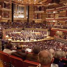 Birmingham Symphony Hall by Adrian Burrows