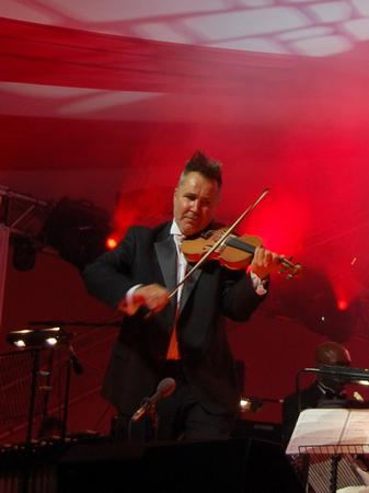 Tower Festival: Nigel Kennedy