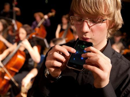ipod flute