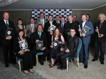 Gramophone Winners