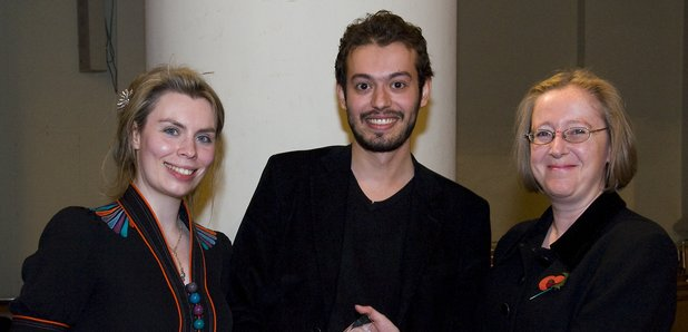 young composers award, anne-marie minhall, dimitri