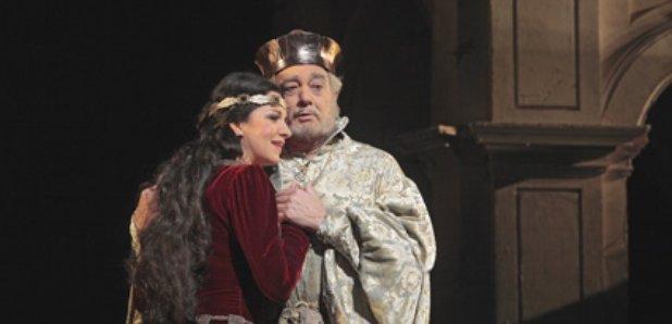 Gheorghiu and Domingo at Metropolitan Opera
