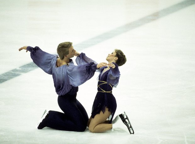 Torvill and Dean Ravel Bolero Winter Olympics Sarajevo 1984