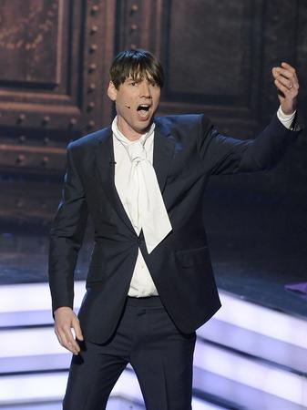 Alex James on Popstar to Opera star