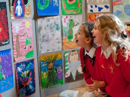 Arts And Kids Week
