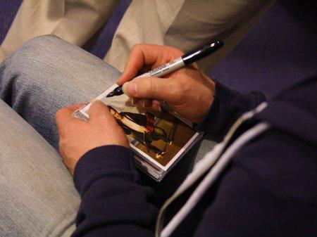 Craig Ogden Signing