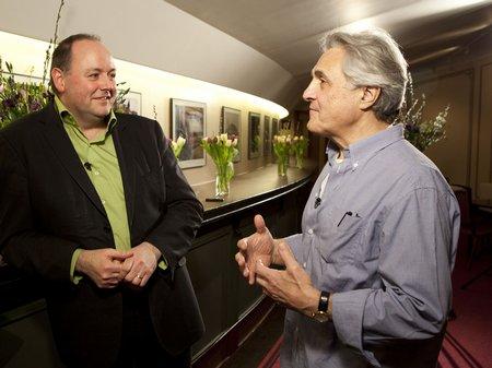 Tim Lihoreau and John