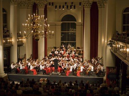 National Children's Orchestra with Nicola Benedett