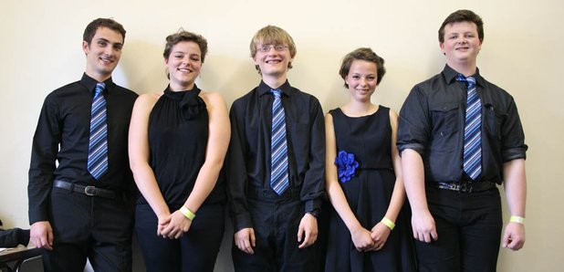 The Schools Proms - The SWMS Quintet