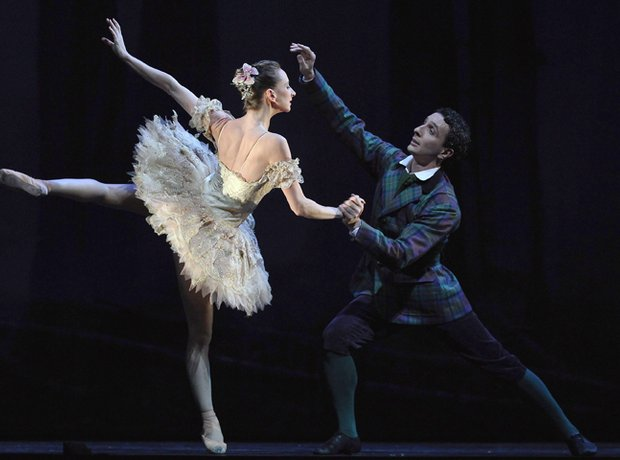 romantic operas and ballets