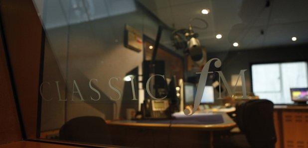 Classic FM Studio Props