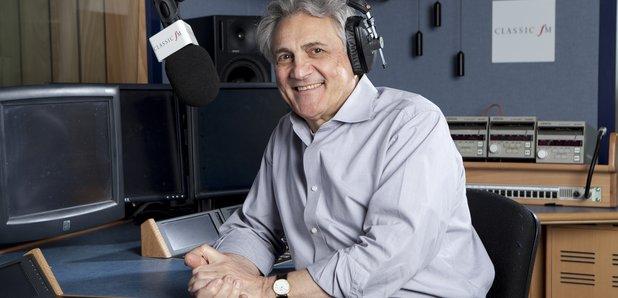 ohn Suchet Classic FM Studio