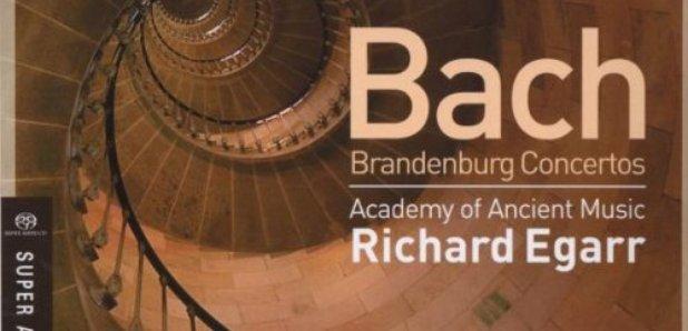 Bach Brandenburg Concertos Richard Egarr