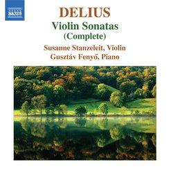 Delius Violin Sonatas