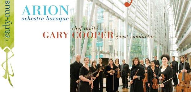 Haydn Arion Baroque Orchestra