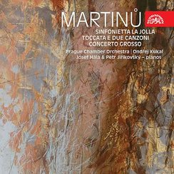Martinů Prague Chamber Orchestra Kukal