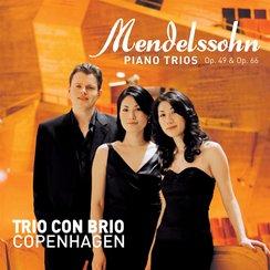 Mendelssohn  Piano Trios Nos 1 & 2
