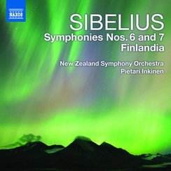 Sibelius Symphonies Nos 6 & 7  Finlandia Artists N