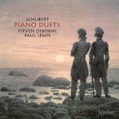 Schubert Piano Duets Paul Lewis Steven Osborne
