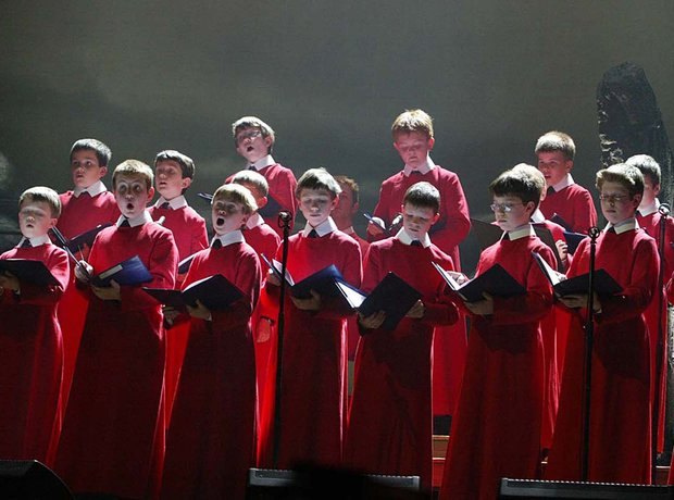 Choir of New College Oxford