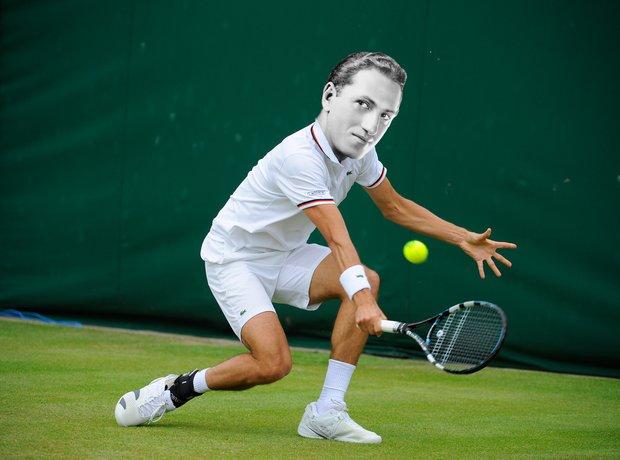 GEORGE GERSHWIN tennis