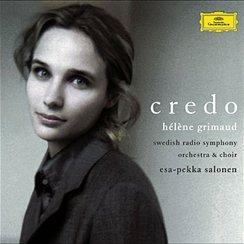 Hélène Grimaud Credo Beethoven Pärt Corigliano