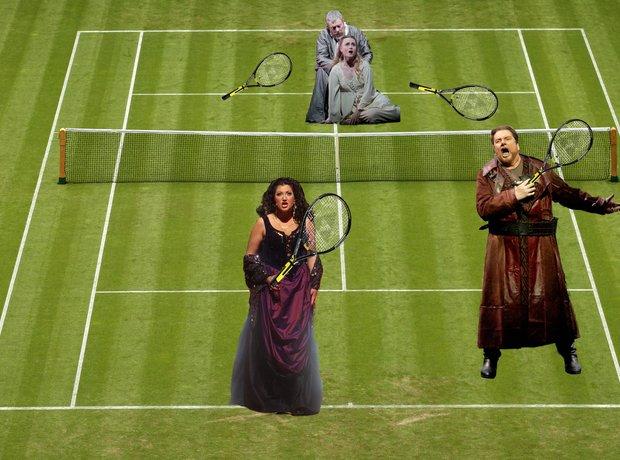 Lully: Cadmus et Hermione tennis