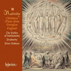 Nativity Christmas Music from Georgian England