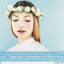 Vivaldi Vespers for the Assumption of the Virgin M