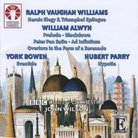 Alwyn, Parry, Bowen, Vaughan Williams Orchestral W