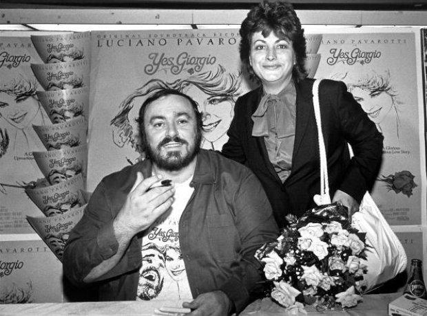 Pavarotti 'Yes, Giorgio'