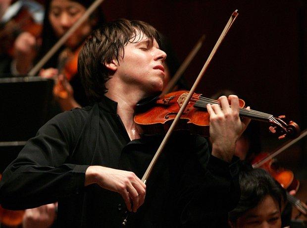 Verbier Festival 2012 Joshua Bell violinist