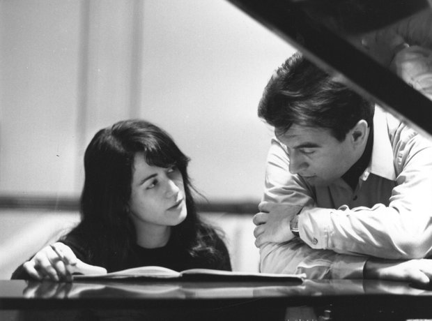 Martha Argerich - Piano Concerto No.3