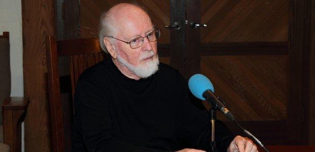 John Williams talks to Classic FM