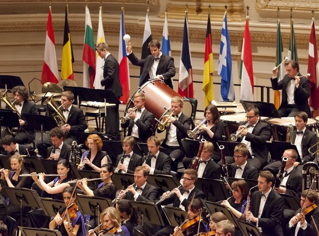 The European Union Youth Orchestra
