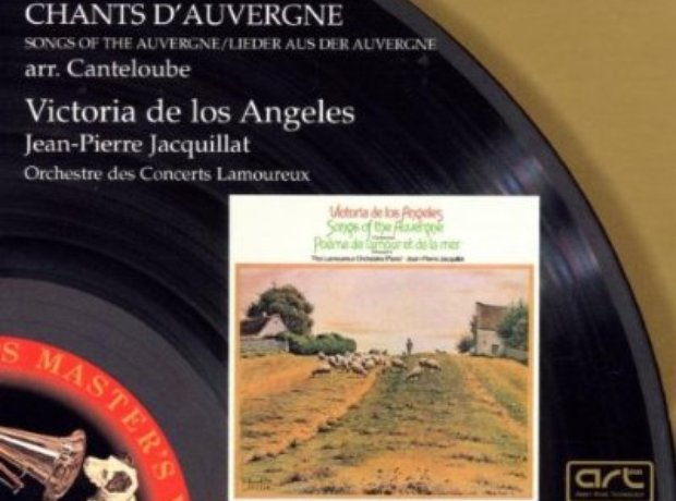 Canteloube - Songs of the Auvergne