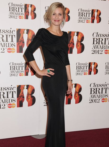 Alison Balsom arrives at the Classic BRIT Awards 2