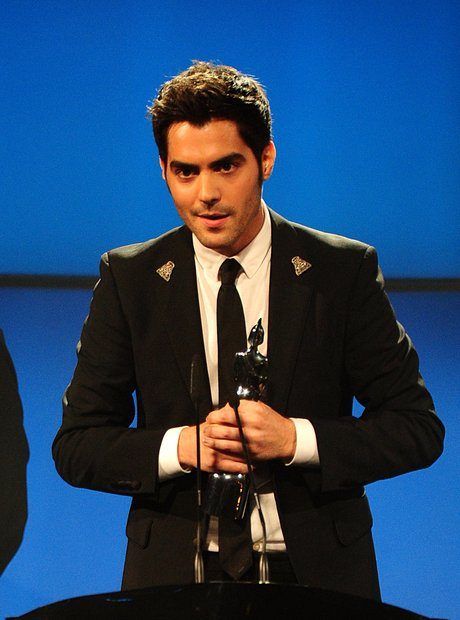 Milos Karadaglic at the Classic BRIT Awards 2012