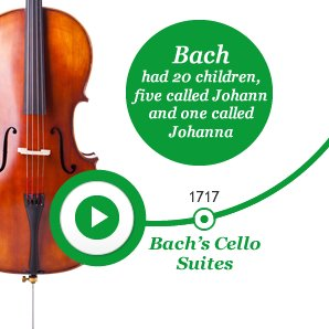 Bach's Cello Suites