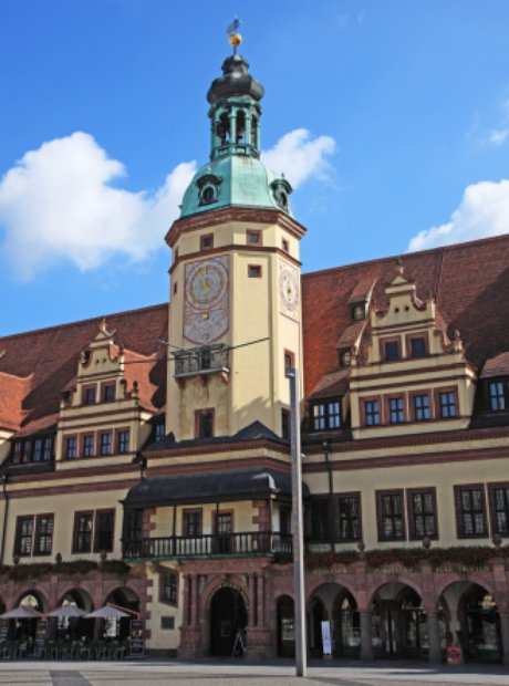 leipzig wagner birthplace