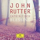 Catrin Finch John Rutter Blessing album cover