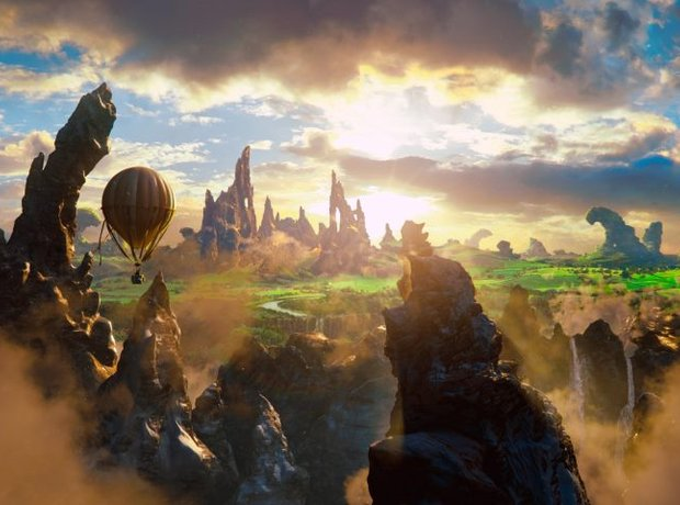 oz the great and powerful film stills