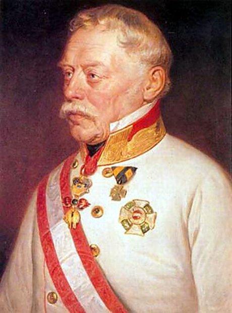 Radetzky von Radetz Johann Strauss I