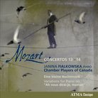 Chamber Players of Canada, Mozart