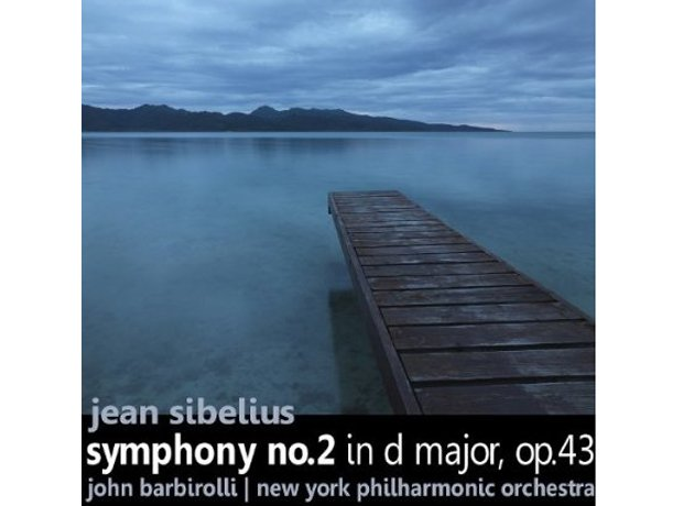 Sibelius, Symphony No.2 in D minor, by Sir John Ba