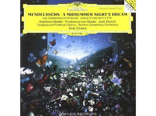 Mendelssohn, A Midsummer Night's Dream, by the Bos