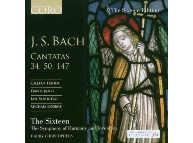 178 Bach, Cantata No. 147, by The Sixteen, Harry C