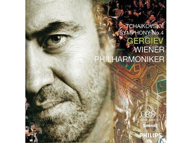 Tchaikovsky, Symphony No. 4 by Valery Gergiev & th